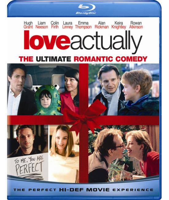 Реальная любовь [Blu-ray]