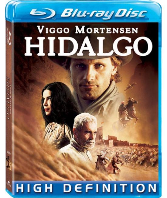 Идальго - Погоня в пустыне [Blu-Ray]