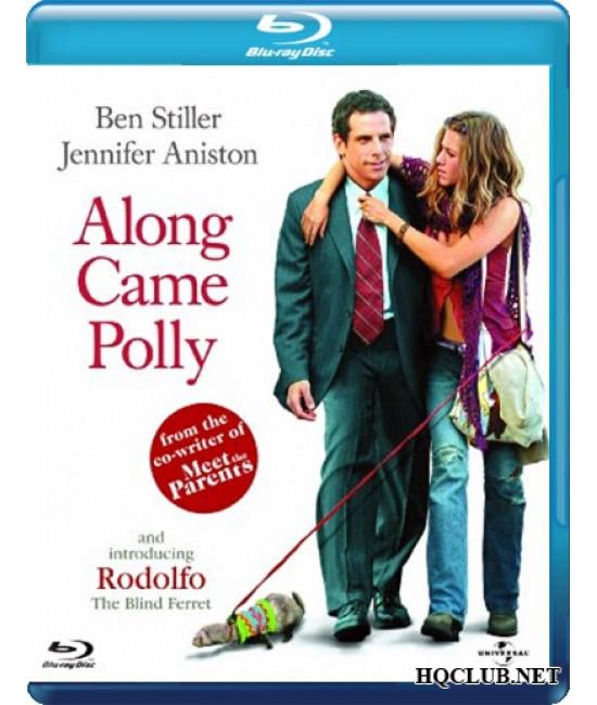 А вот и Полли [Blu-Ray]