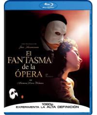 Призрак оперы [Blu-Ray]