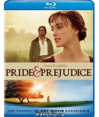 Гордость и предубеждение [Blu-Ray]