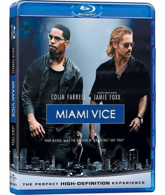 Полиция Майами: Отдел нравов [Blu-Ray]