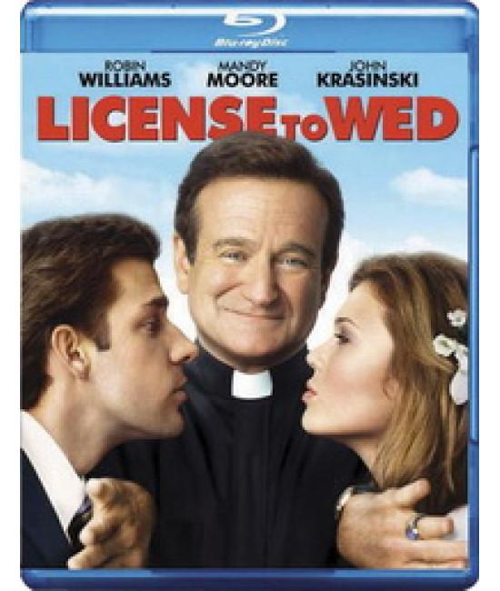 Лицензия на брак [Blu-ray]