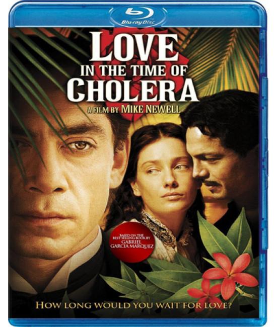 Любовь во время холеры [Blu-ray]