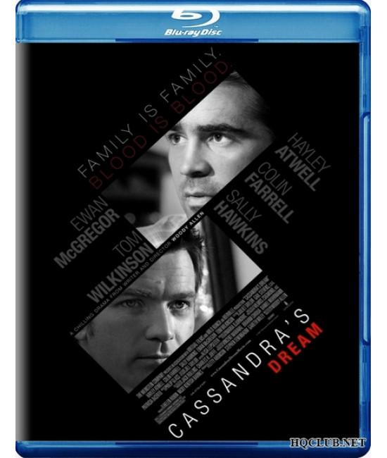 Мечта Кассандры [Blu-ray]