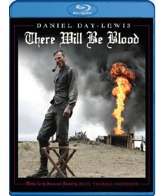 Нефть (И будет кровь) [Blu-ray]