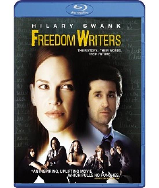 Писатели свободы [Blu-ray]