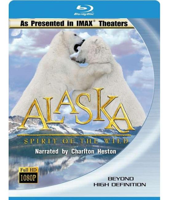 Аляска: Дух безумия [Blu-Ray]