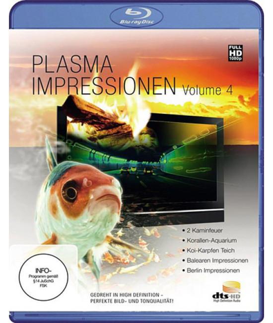 Плазма Впечатление HD. Часть 4 [Blu-ray]