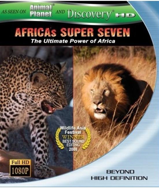 Великолепная семерка Африки [Blu-Ray]