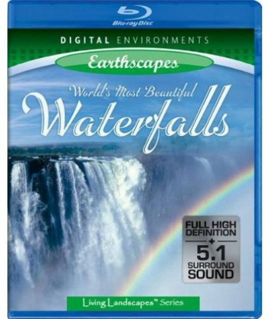Живые Пейзажи: Красивейшие Водопады [Blu-Ray]