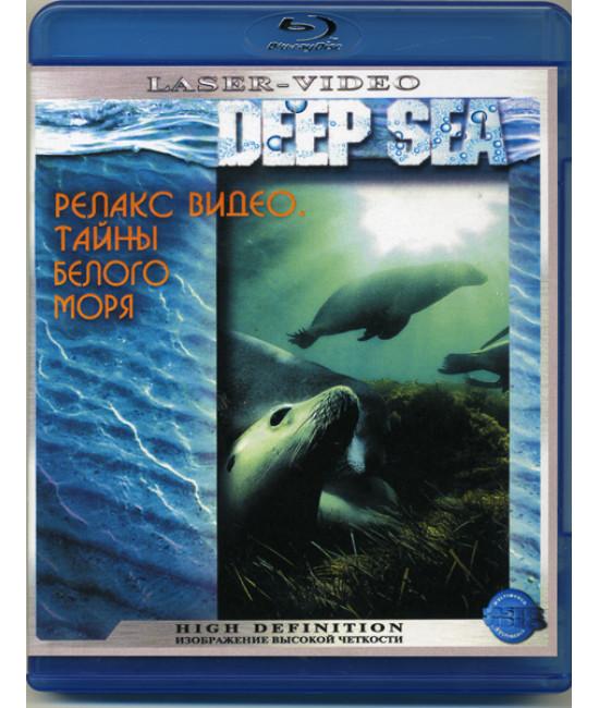 Релакс видео: Тайны Белого моря [Blu-ray]