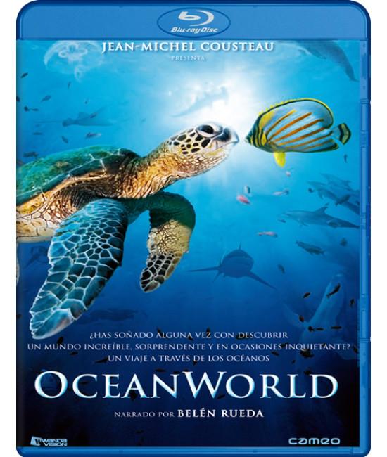 Большое путешествие вглубь океанов [Blu-Ray]