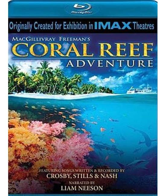 Путешествие на коралловые острова [Blu-ray]