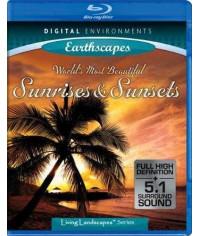 Живые Пейзажи: Красивейшие Рассветы и Закаты [Blu-Ray]