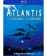 Атлантида - Создания моря [Blu-Ray]