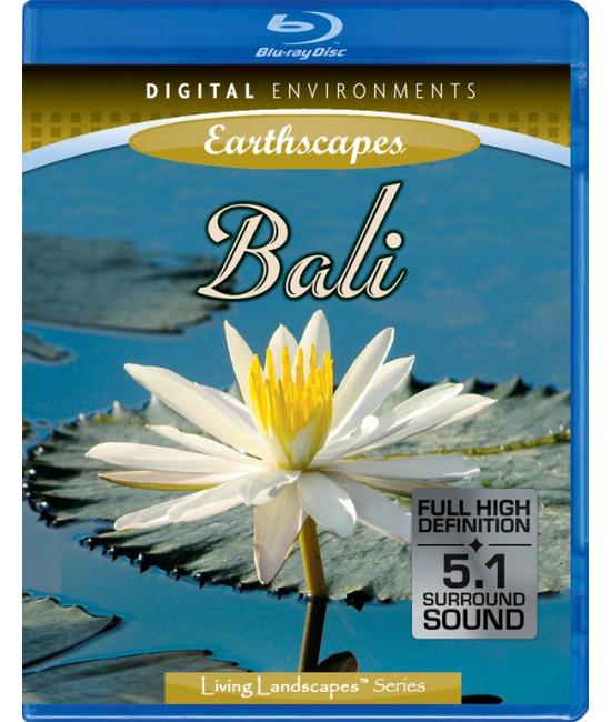 Живые Пейзажи: Бали [Blu-Ray]