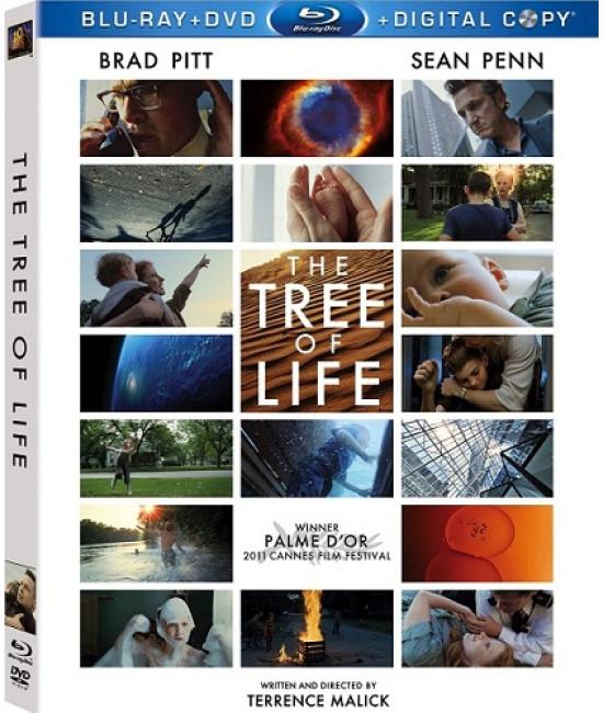 Древо жизни [Blu-Ray]