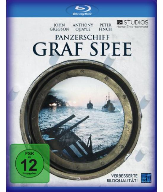 Битва у Ла-Платы [Blu-Ray]