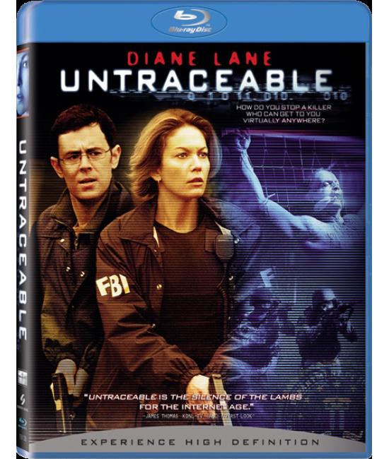 Не оставляющий следа [Blu-ray]