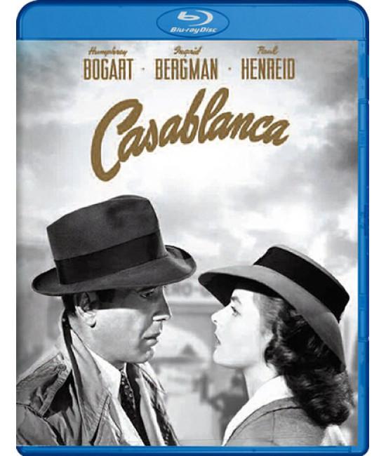 Касабланка [Blu-ray]