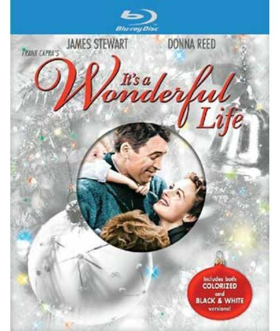 Эта замечательная жизнь [Blu-ray]
