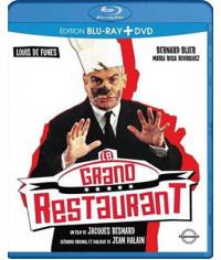 Ресторан господина Септима [Blu-ray]