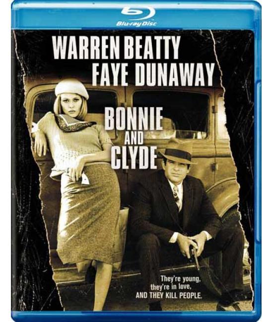 Бонни и Клайд [Blu-Ray]