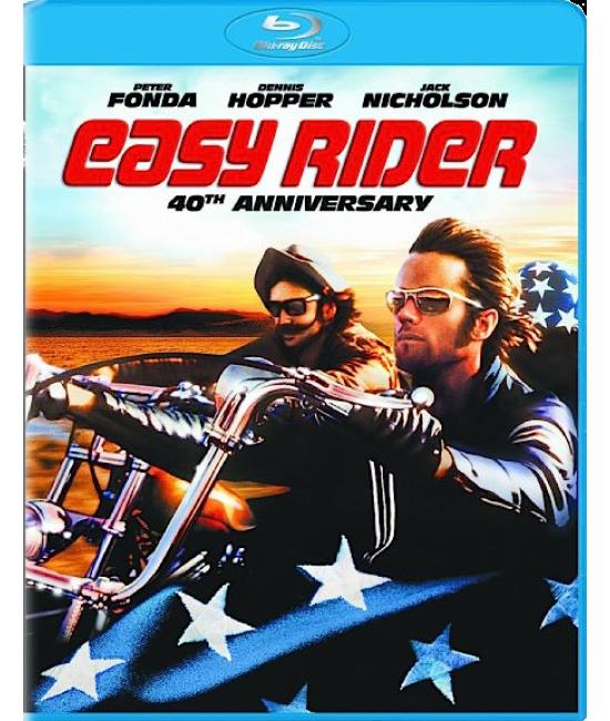 Беспечный ездок [Blu-Ray]