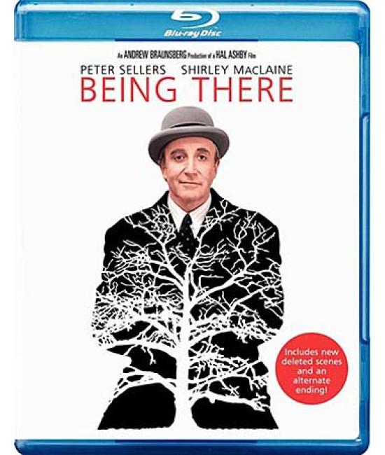 Будучи там [Blu-Ray]