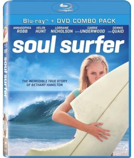 Серфер души [Blu-ray]