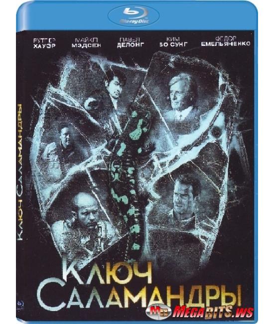 Ключ Саламандры [Blu-ray]