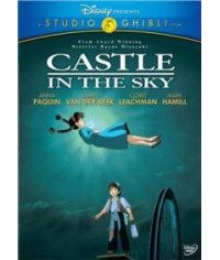 Небесный замок Лапута [Blu-ray]