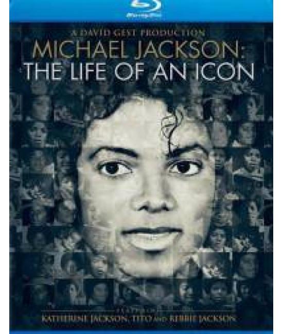 Майкл Джексон: Жизнь поп-иконы [Blu-ray]