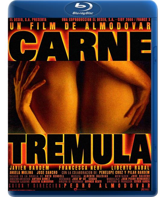Живая плоть [Blu-Ray]