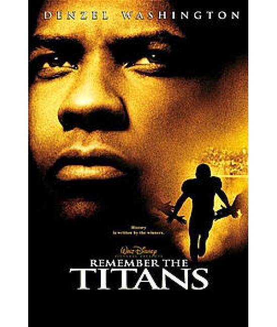 Вспоминая Титанов [Blu-Ray]