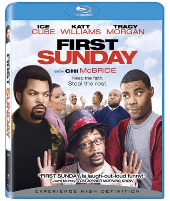 Первое воскресенье [Blu-ray]
