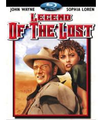 Легенда о потерянном [Blu-ray]