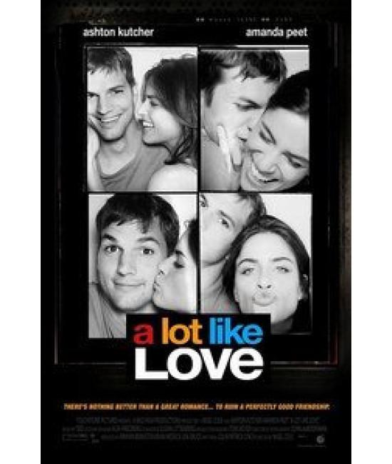 Больше, чем любовь [Blu-Ray]
