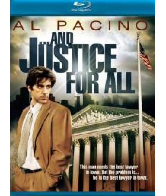 Правосудие для всех [Blu-Ray]