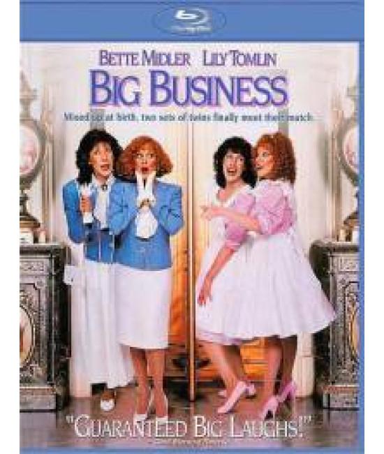 Большой бизнес [Blu-Ray]