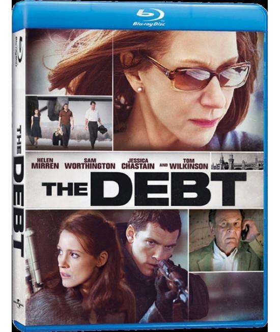 Расплата [Blu-ray]
