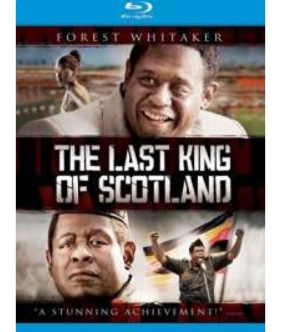 Последний король Шотландии [Blu-Ray]