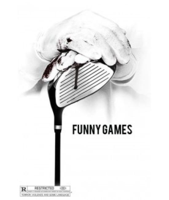 Забавные игры [Blu-Ray]