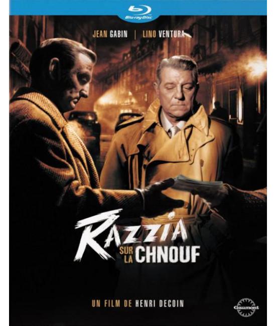Облава на блатных (Облава на торговцев наркотиками) [Blu-ray]
