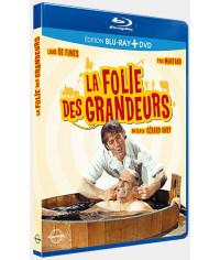 Мания величия [Blu-ray]