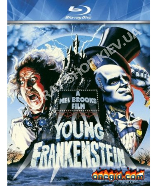 Молодой Франкенштейн [Blu-ray]