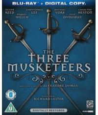 Три мушкетера [Blu-ray]