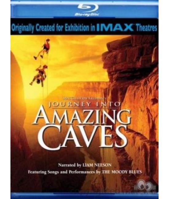 Путешествие в Удивительные пещеры [Blu-ray]