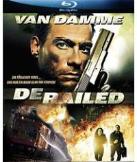 Под откос (Смертельный поезд), (Сошедший с рельс) [Blu-ray]
